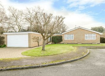 Thumbnail 3 bed detached bungalow for sale in The Spinney, Hartford, Huntingdon