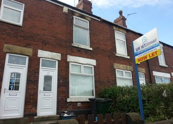 Thumbnail 2 bed terraced house to rent in Fitzwilliam Road, Eastwood, Rotherham