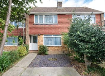 Thumbnail 3 bed terraced house for sale in Roedean Road, Salvington, Worthing
