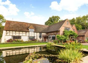 Thumbnail 6 bedroom detached house for sale in Palmers Cross, Bramley, Guildford, Surrey