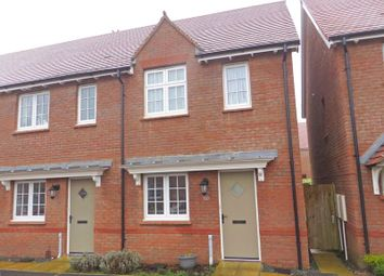 Thumbnail 2 bed end terrace house to rent in Kingdon Way, Holsworthy