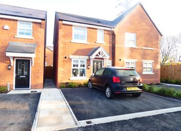 Thumbnail 3 bedroom semi-detached house for sale in Cotton Meadows, Bolton