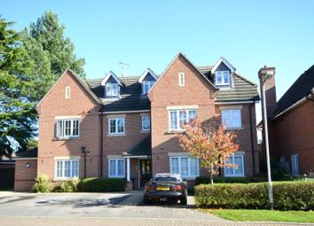 Thumbnail 2 bed flat for sale in George Close, Caversham, Reading