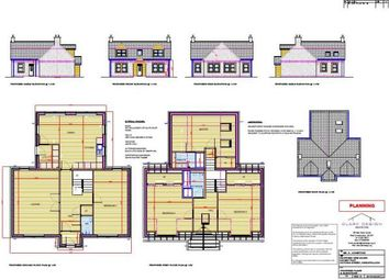 Thumbnail 4 bedroom detached house for sale in New Build Plot, Victoria Street, Kirkintilloch, Glasgow