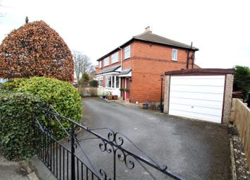 Thumbnail 3 bed semi-detached house for sale in Carleton Crest, Pontefract