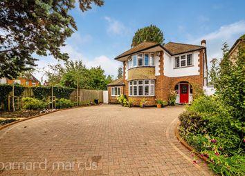 Boleyn Avenue, Ewell, Epsom KT17. 4 bed detached house