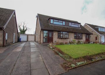 Thumbnail 2 bed semi-detached bungalow for sale in Jeremy Close, Penkhull, Stoke-On-Trent