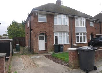 Thumbnail 3 bed semi-detached house to rent in Hewlett Road, Luton