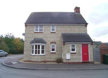 Thumbnail 3 bed semi-detached house for sale in Vervain Close, Bicester
