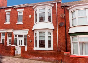 Thumbnail 3 bed terraced house for sale in Clifton Terrace, South Shields