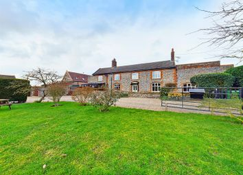 Thumbnail 5 bed detached house for sale in Saxon Court, Hall Lane, North Walsham