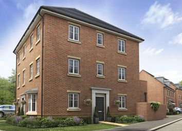 "Thumbnail 3 bedroom semi-detached house for sale in ""Durrington"" at Blackthorn Road, Didcot"