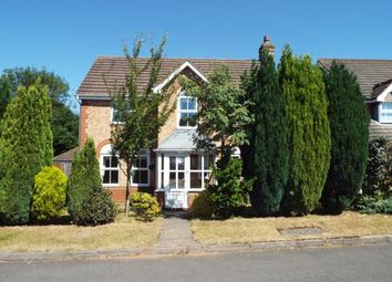 Thumbnail 4 bed detached house for sale in Bradwell Croft, Four Oaks, Sutton Coldfield, West Midlands