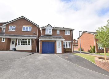 Thumbnail 4 bedroom detached house for sale in Roy King Gardens, Warmley