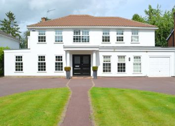 Thumbnail 5 bed detached house for sale in Round Oak Road, Weybridge