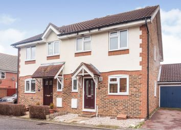 3 bed semi-detached house for sale in Berberis Close, Langdon Hills, Basildon SS16