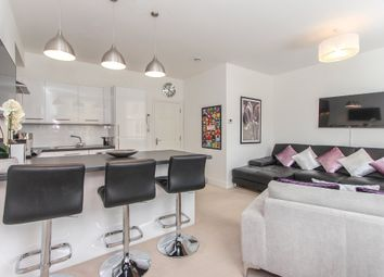 Thumbnail 1 bed flat for sale in St. Albans Road, Watford