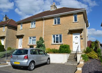 Thumbnail 2 bed semi-detached house to rent in Charlcombe Lane, Larkhall, Bath