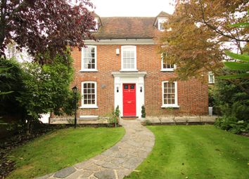 Thumbnail 4 bed detached house to rent in Chislehurst Road, Orpington