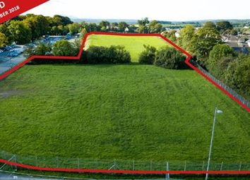Thumbnail Commercial property for sale in Sites 2 & 3 Coleg Menai, Llangefni, Anglesey