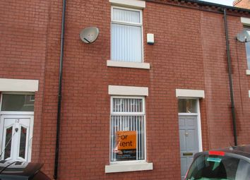 Thumbnail 2 bed terraced house to rent in Gordon Street, Leigh, Greater Manchester