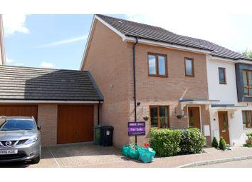 Thumbnail 3 bedroom semi-detached house for sale in Downside Close, Limes Park, Basingstoke
