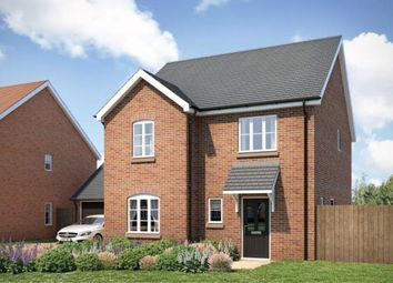 Thumbnail 4 bed detached house for sale in Newlands, Stoke Lacy, Bromyard