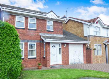 Thumbnail 3 bed detached house for sale in Parkside, Hebburn