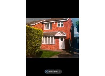 Thumbnail 3 bed detached house to rent in Carrington Way, Crewe
