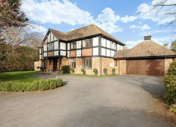 Thumbnail 5 bedroom detached house for sale in Onslow Drive, Ascot