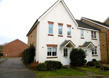 Thumbnail 3 bed end terrace house to rent in Rubens Walk, Sudbury