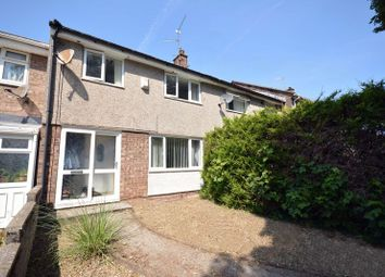 Thumbnail 3 bed terraced house for sale in Hill Rise, Llanedeyrn, Cardiff
