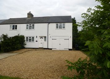 Thumbnail 4 bedroom detached house to rent in Ely Road, Stretham, Ely