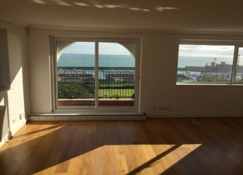 Thumbnail 3 bed flat to rent in The Cliff, Sussex