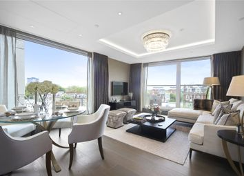 Thumbnail 1 bed flat for sale in Benson House, 7 Radnor Terrace, Kensington, London