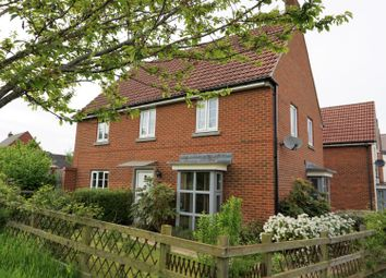 4 bed detached house for sale in Englefield Way, Basingstoke RG24