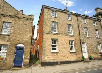 Thumbnail 4 bedroom town house for sale in St. Johns Street, Woodbridge