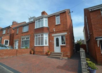 Thumbnail 3 bed semi-detached house for sale in Wonderful Family Home, Wardcliffe Road, Weymouth