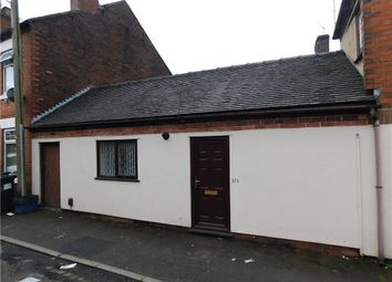 Thumbnail 1 bed bungalow for sale in North Street, Newcastle, Staffordshire