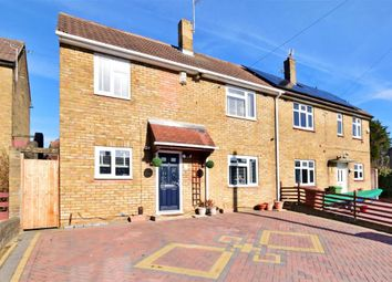 Thumbnail 3 bed semi-detached house for sale in Venners Close, Bexleyheath, Kent