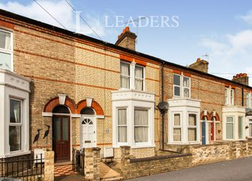 Thumbnail 4 bed terraced house to rent in Hemingford Road, Cambridge