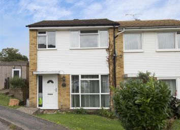 Thumbnail 3 bed end terrace house to rent in Hoblands, Haywards Heath