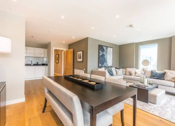 Thumbnail 2 bed flat for sale in Dockside, Canary Wharf