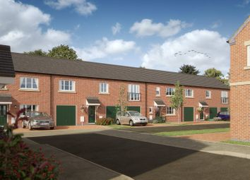 Thumbnail 2 bed town house for sale in Tom Stimpson Way, Off Unwin Road, Sutton In Ashfield