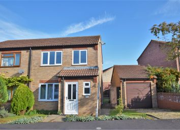Thumbnail 3 bedroom semi-detached house to rent in Meadowsweet, Stamford