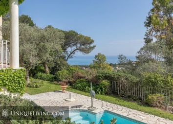 Thumbnail 6 bed villa for sale in Vallauris, Cannes, French Riviera