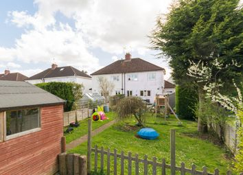 Thumbnail 4 bed semi-detached house for sale in Gaunts Road, Chipping Sodbury, Bristol