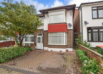 Thumbnail 4 bedroom end terrace house for sale in Newham Way, London