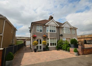 Thumbnail 3 bed semi-detached house for sale in Stockwood Drive, Corby