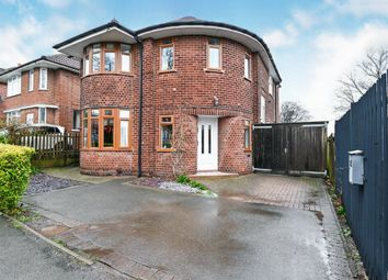 Thumbnail 5 bed detached house for sale in Brackensdale Avenue, Kingsway, Derby